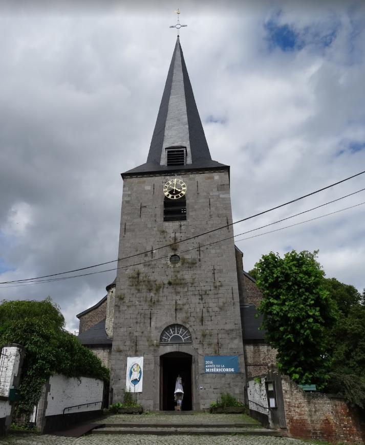 Eglise de Court-Saint Etienne